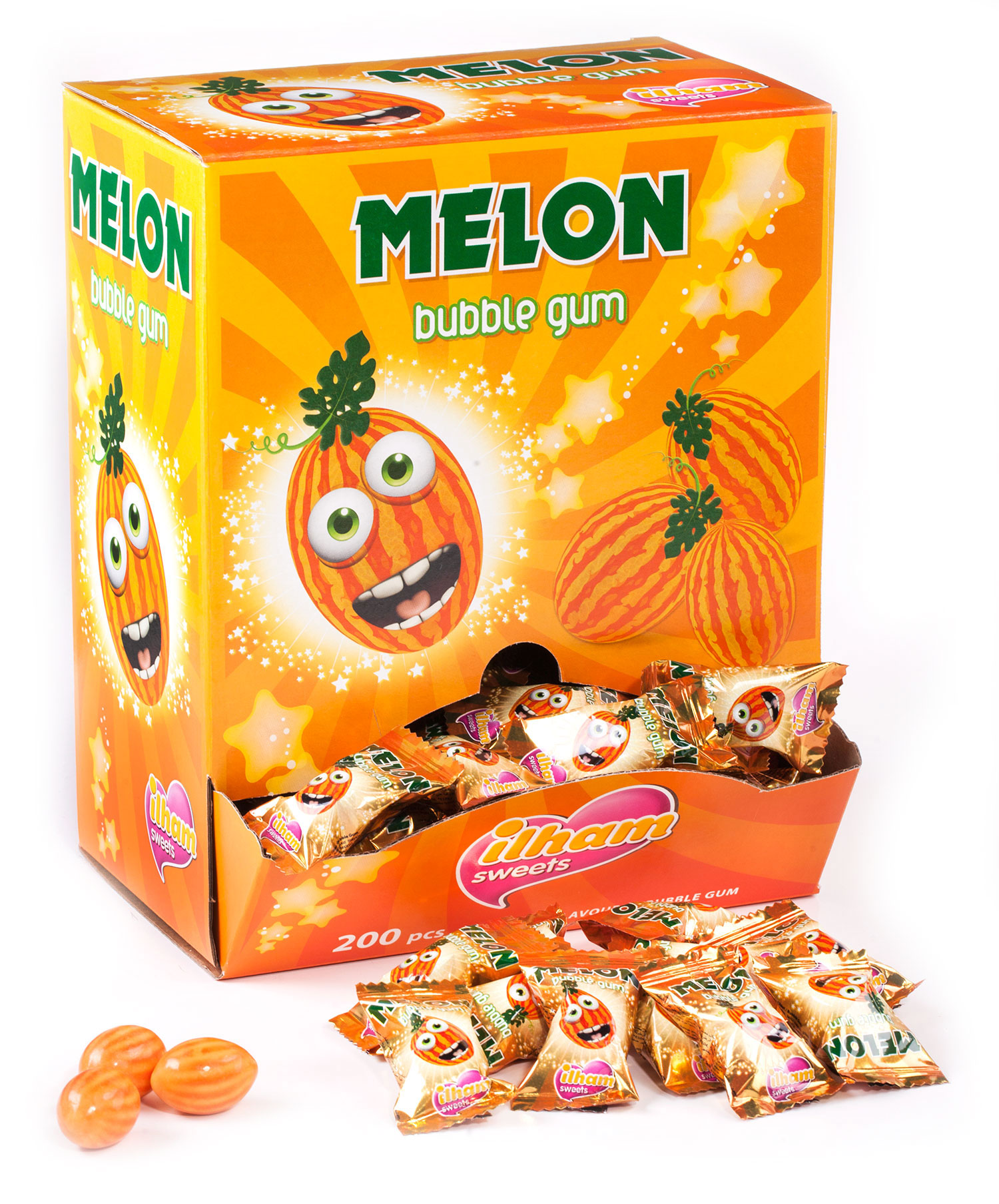MELON SINGLE FLOW PACK